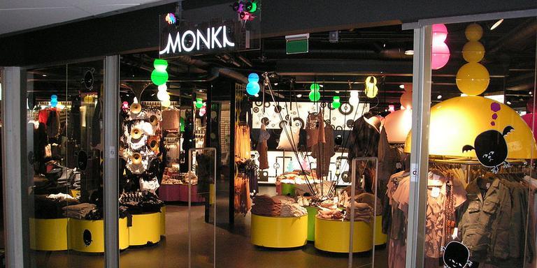 Monki-vestiging. FOTO WIKIMEDIA COMMONS