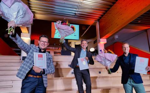 Na aanscherpen coronamaatregelen: Finale Drentse ondernemersprijs naar volgend jaar