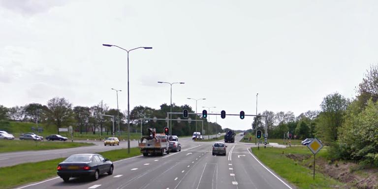 De Rondweg in Emmen