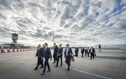 Groningen Airport Eelde wil geld van het rijk: Luchthaven kan alleen overeind blijven met jaarlijkse injectie van 6 tot 8 miljoen euro