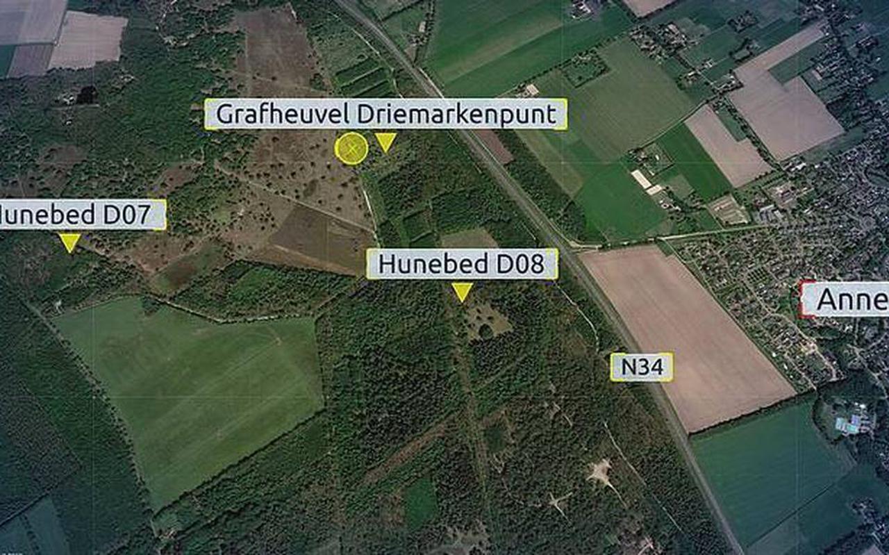 De vrouw is juli vorig jaar verkracht in de buurt van Schipborg.