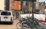 Twee doden gevonden in bioscoop Pathé aan Gedempte Zuiderdiep in Groningen, de politie gaat uit van een misdrijf