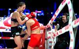 Kickbokser Sarèl de Jong verdedigt haar wereldtitel: 'Ik ga mijn eigen spel spelen'