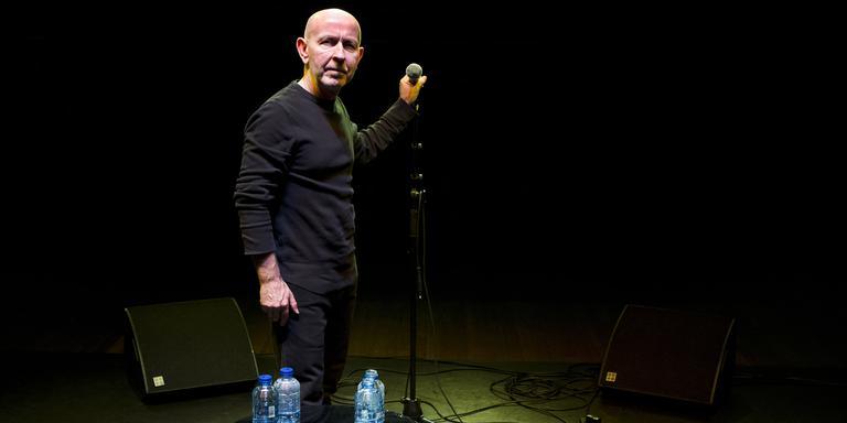 """De Ierse singer-songwriter Kieran Goss: ,,Bij optreden komt een heleboel flauwekul kijken"""". Foto: Paul Bergen"""