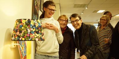 Sfeerimpressie opening expositie Onbeperkt Coevorden. Foto: Gea Welleweerd