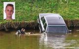 Het lichaam van Ralf Meinema werd in de kofferbak van zijn auto gevonden.