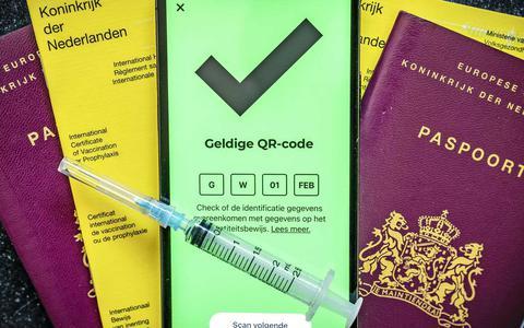 Vaccinatiepaspoort niet alleen voor vakanties, maar ook voor evenementen in Nederland