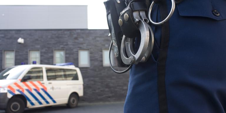 Politie. Foto archief DvhN