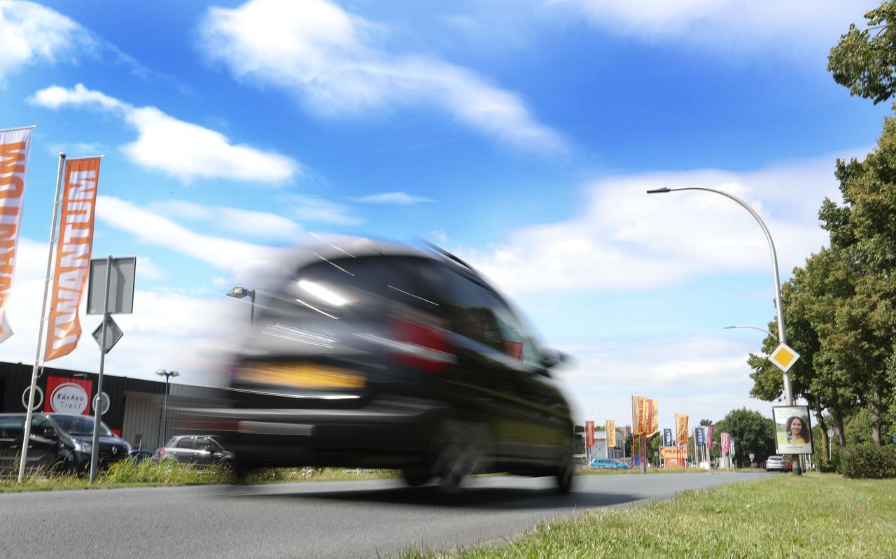 In Stadskanaal wordt vaak te hard gereden, concludeert een verkeersanalyse van de gemeente. Het is de basis voor een nieuw verkeersplan.