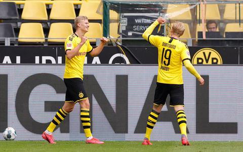 Thuisvoordeel foetsie? Alleen Dortmund wint in eigen stadion bij Bundesliga-herstart