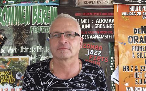 Horecapachter Nathan van Gelder slijpt de messen tegen toekomstplan drafbaan van de gemeente Groningen