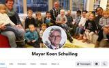 Ben jij 'Mayor Koen Schuiling' van Groningen ook tegengekomen op Facebook? Dat account is nep (en nee, hij heeft geen VN-subsidie voor je)