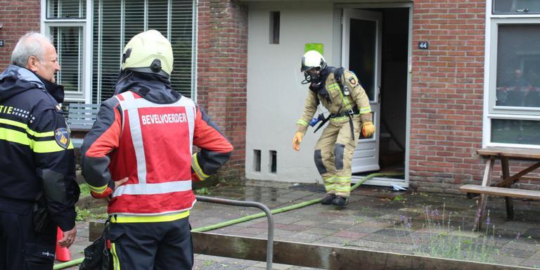 Matras Vliegt In Brand Aan De Stroom In Assen Buurman