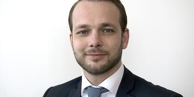 Spookraadslid Martijn Storm