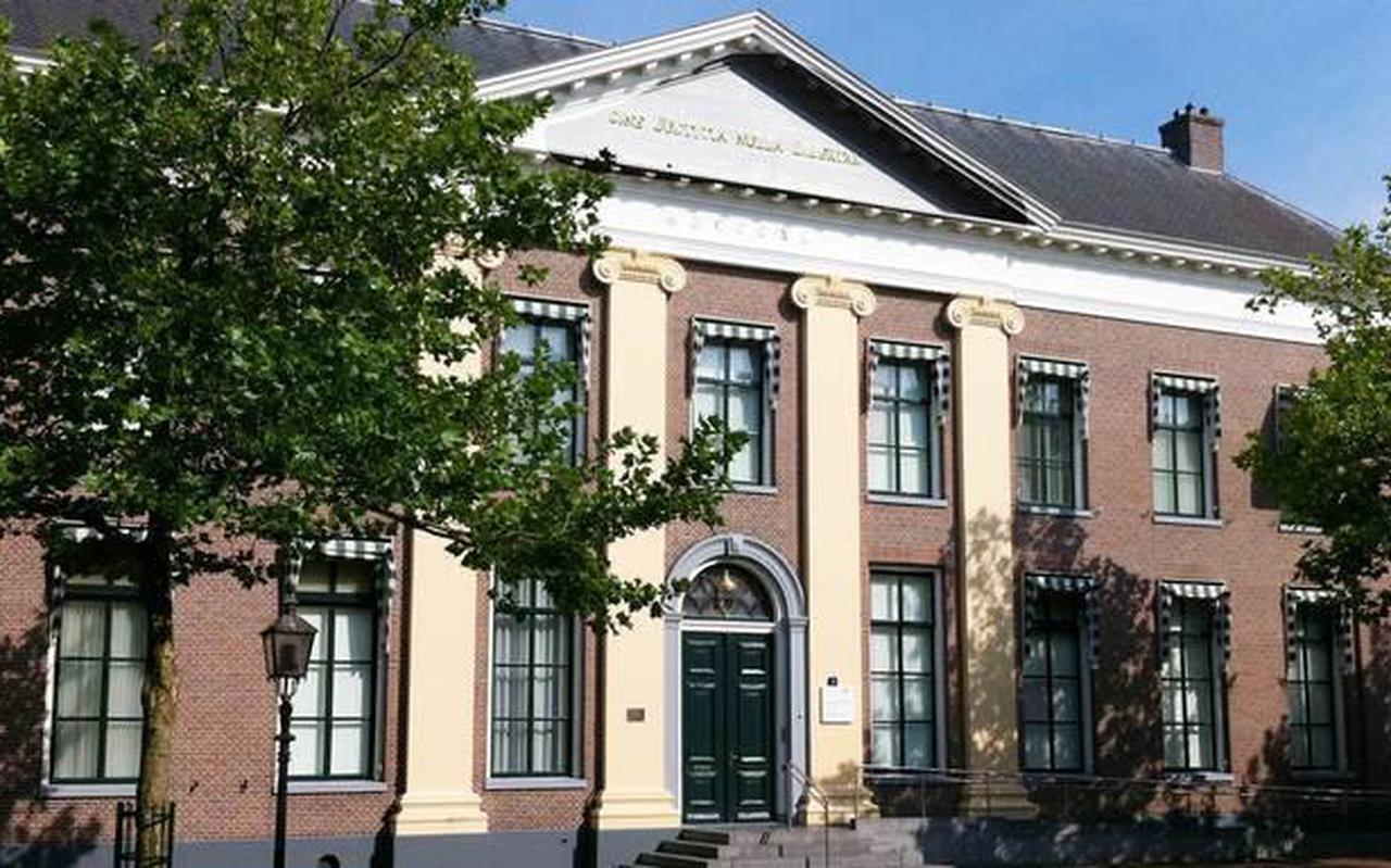 Rechtbank in Assen.