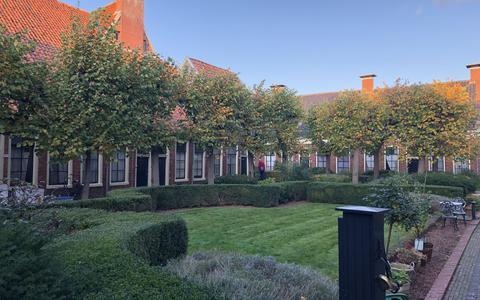 Verkoop Pepergasthuis in impasse; vastgoedbelegger wil van koop afzien