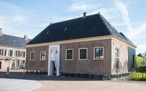 Het Drents Museum in Assen kampt met lekkage. De provincie moet als eigenaar van het gebouw op zoek naar een oplossing