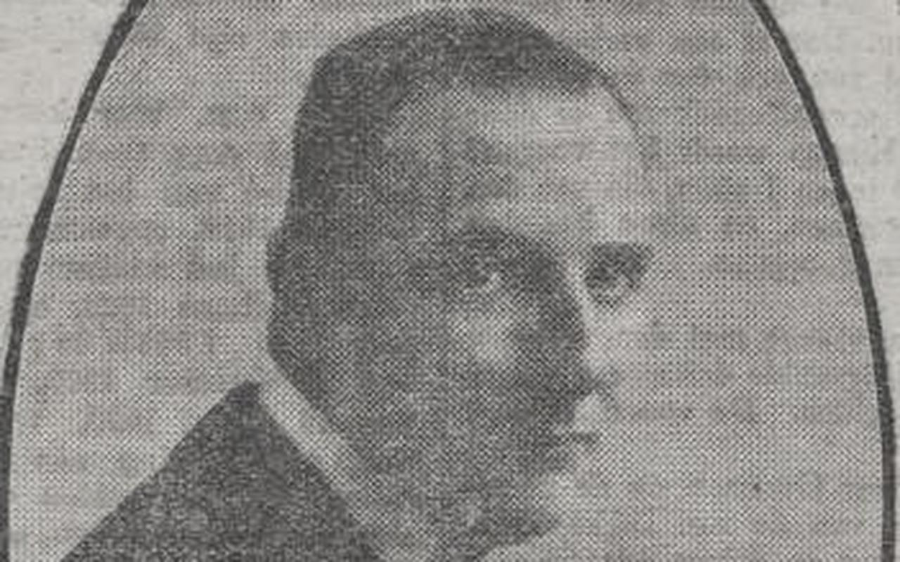 Mr. Johan Bothenius Lohman, burgemeester van Assen.