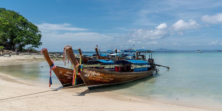 Ko Phi Phi, Thailand. FOTO PIXABAY