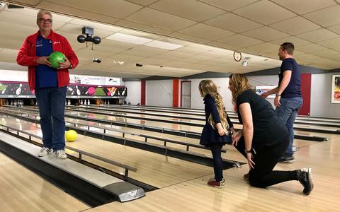 Bowlingcentrum De Veenpoort in Veendam kan dankzij steunactie weer vooruit