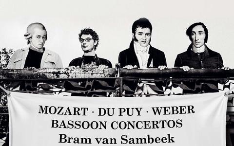 Interview met fagottist Bram van Sambeek: 'Ik zoek naar nieuwe impulsen met diepgang'
