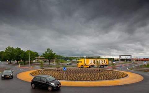 B en W Midden-Drenthe pakken na fiasco met rotonde A28 ambtelijke organisatie aan