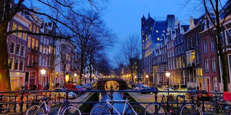De Amsterdamse grachten. FOTO PIXABAY