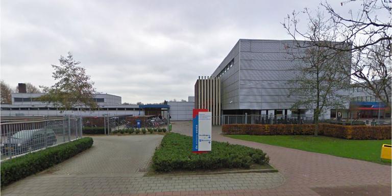 De Nieuwe Veste in Coevorden. FOTO GOOGLE STREETVIEW