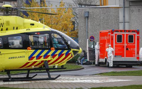 Deal met Duitse ziekenhuizen: Coronapatiënten kunnen naar Duitsland als de crisis in Groningen, Drenthe en Friesland erger wordt