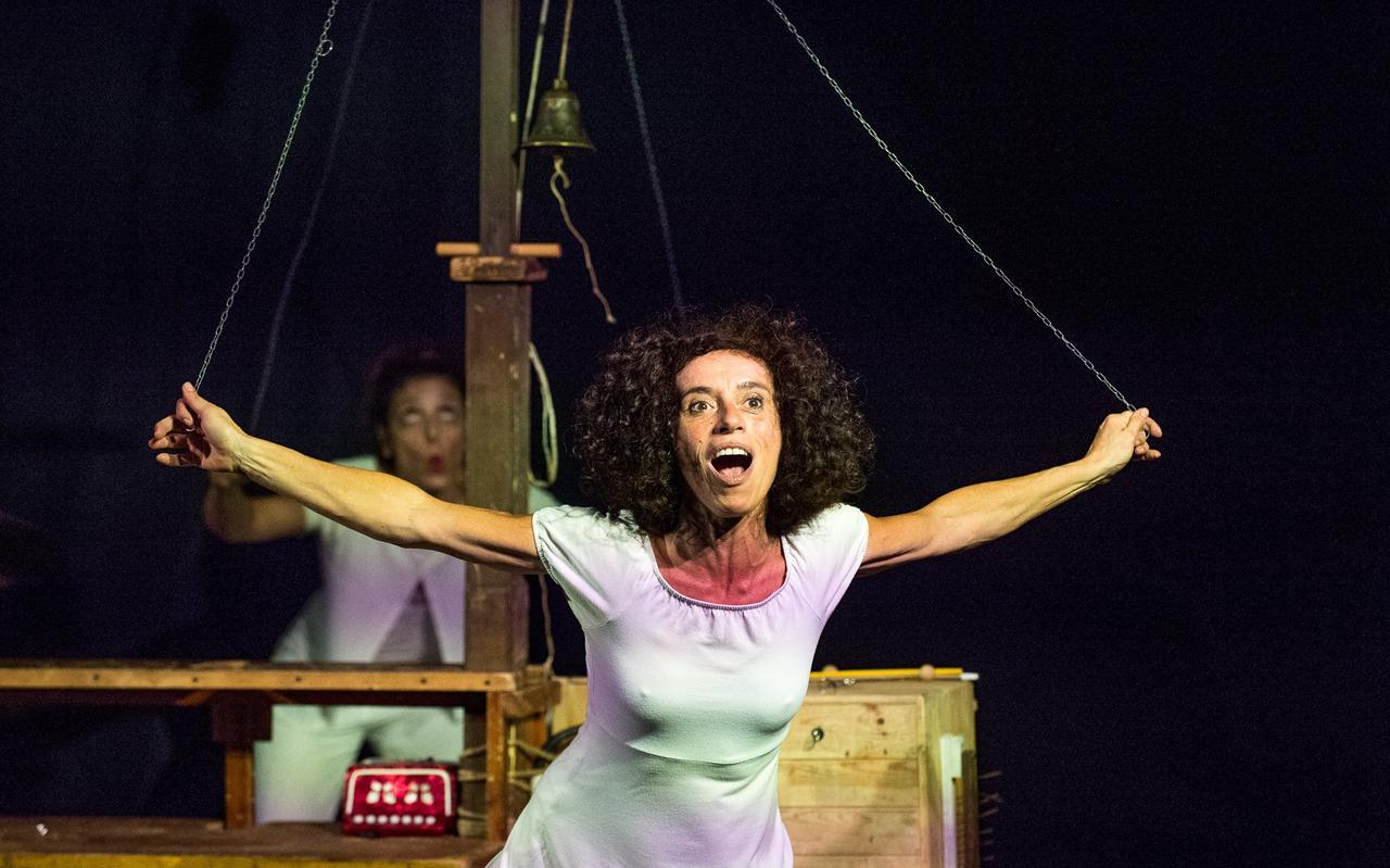 De Italiaanse Art of Wonder-voorstelling 'Nina e il mare' (1+).