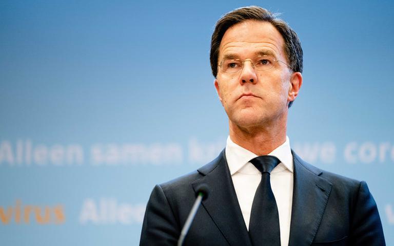 Oproep van premier Rutte: Duitsers en Belgen, blijf weg uit Nederland!