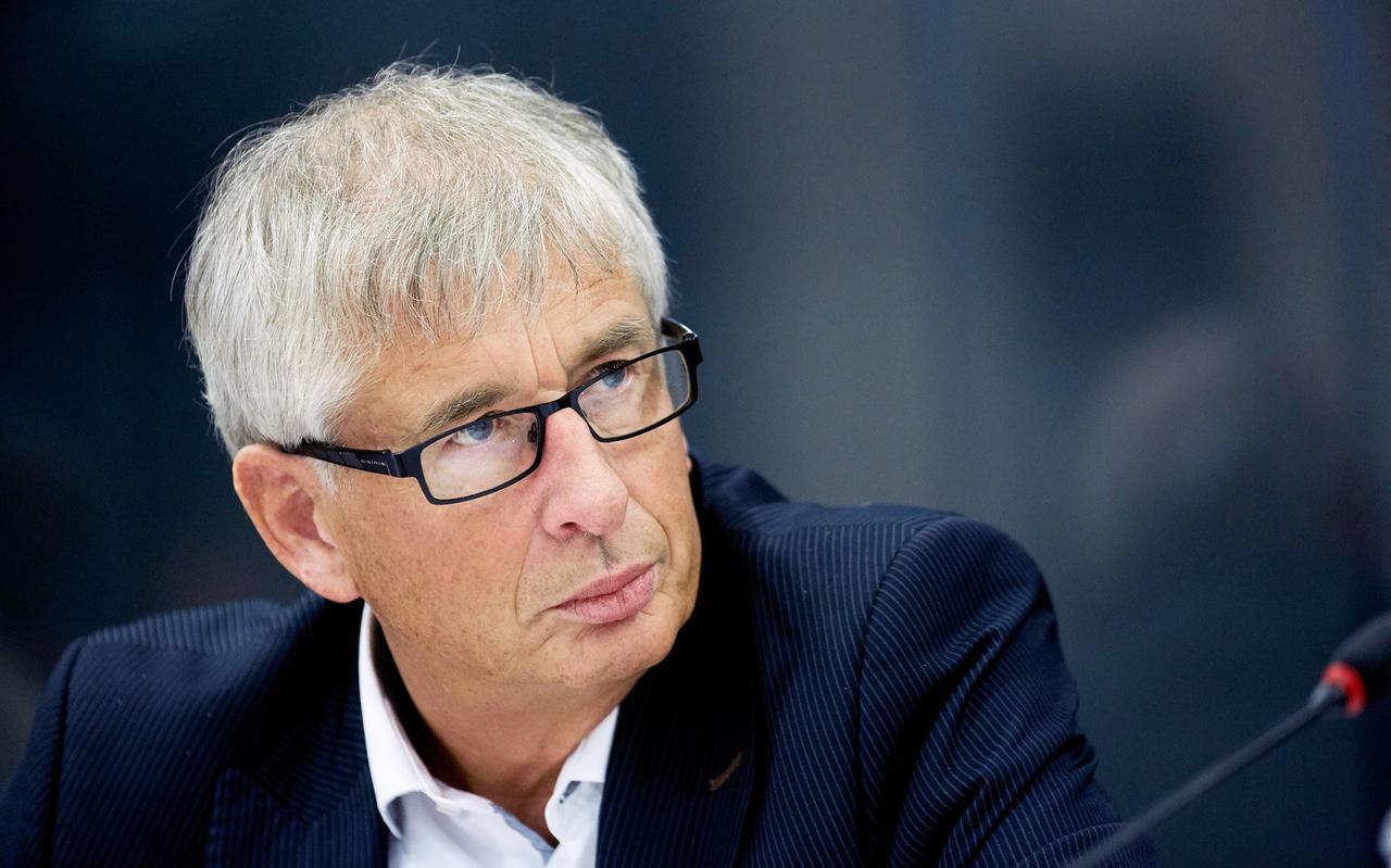 PvdA-Kamerlid Albert de Vries