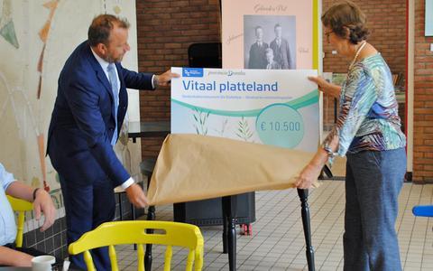 De Duikelaar ontvangt 10.500 euro
