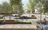 Herinrichting Koopmansplein in Assen start volgens plan in augustus