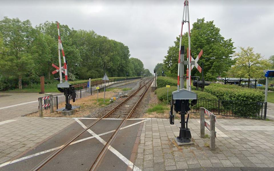 Door aanrijding geen treinen tussen Bad Nieuweschans en Weener.