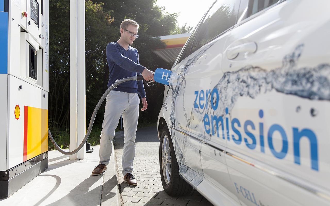 In het Noorden zijn al diverse plekken waar je waterstof kunt tanken.