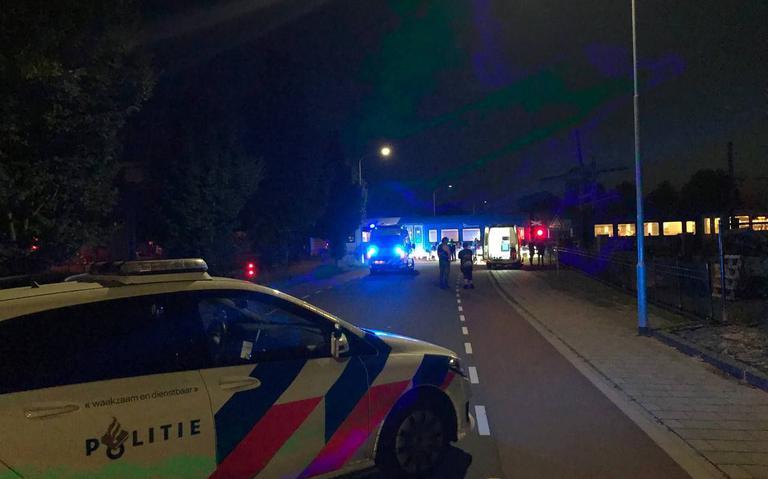 Geen treinen tussen Nieuw Amsterdam en Emmen wegens aanrijding met persoon