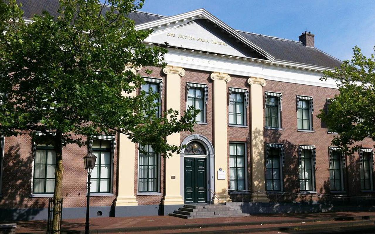 De rechtbank in Assen.