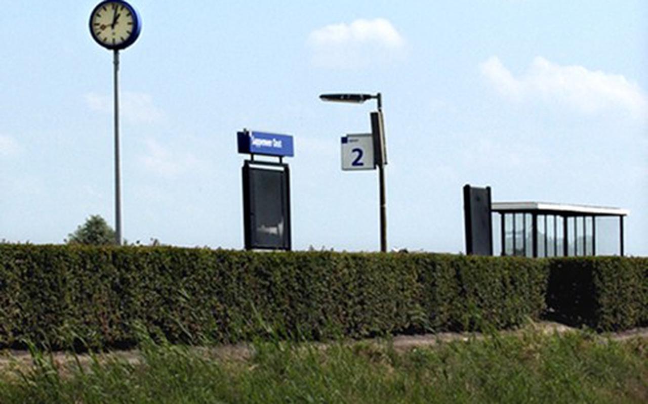 Station Sappemeer-Oost is sinds december 2020 definitief verleden tijd. Alternatief openbaar vervoer komt er niet.