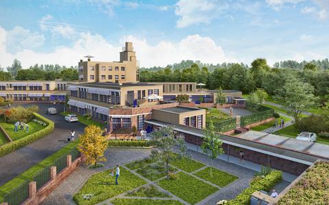 Tien appartementen van Het Blauwe Paviljoen in Zuidlaren zijn verkocht