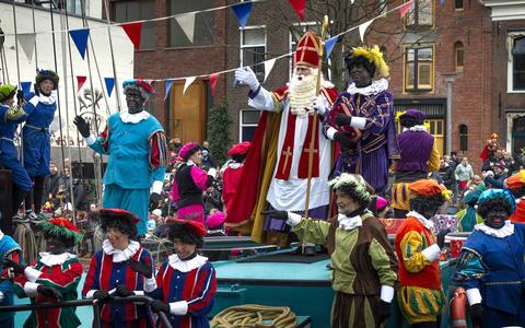 Intocht Sint op 21 november in stad Groningen hoogst onzeker