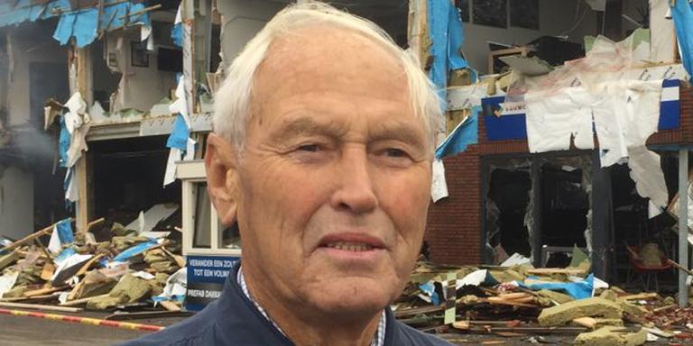 Henk Ovinge, oud-directeur van Concordia.