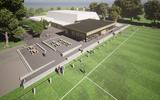 Kleintje Kuip in Peize: sporthuis krijgt ondergrondse kleedkamers