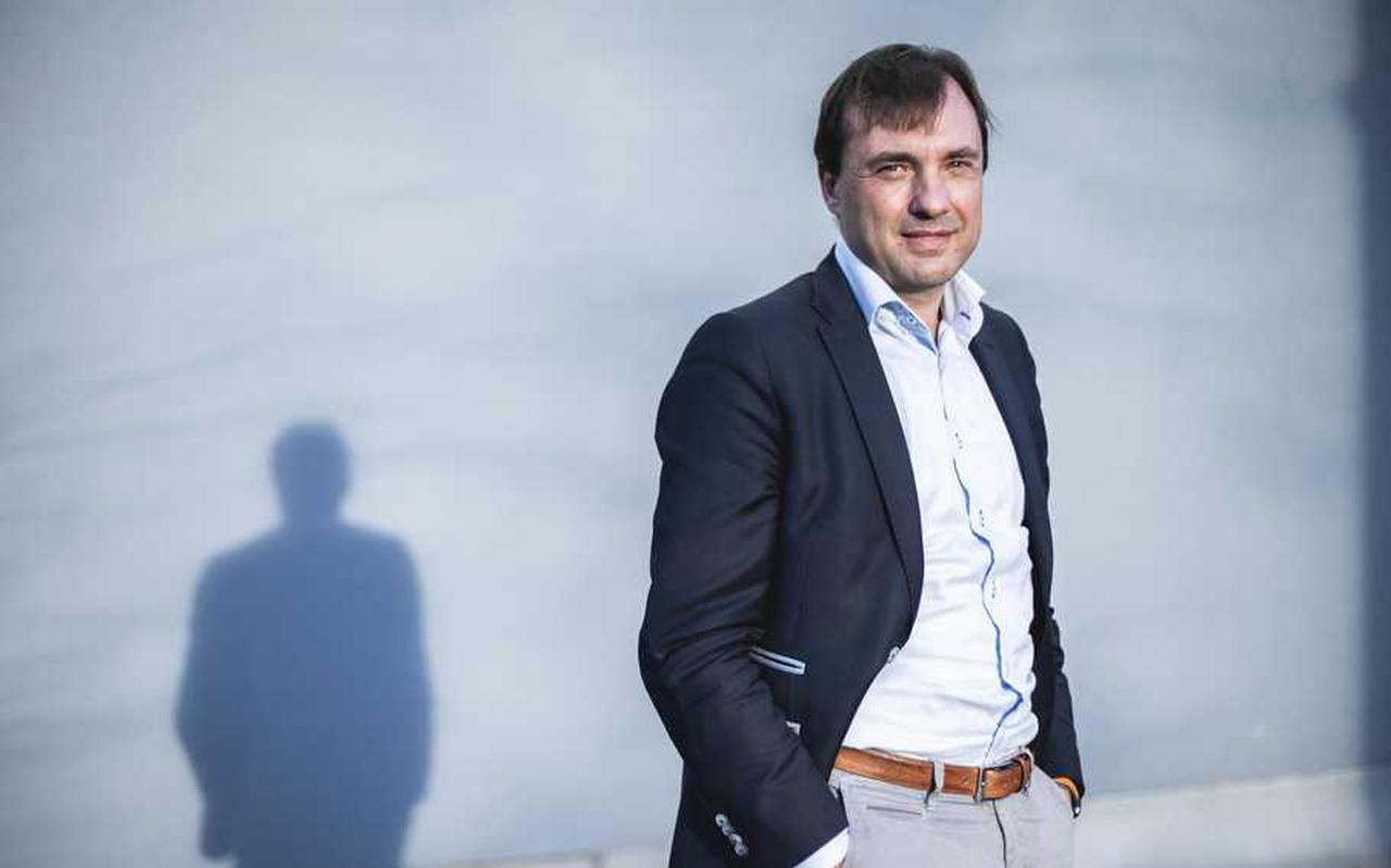 Viroloog Alex Friedrich van het UMCG.