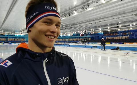 Bosker wil 'doorstoten' en over vier jaar Olympisch goud (+video)