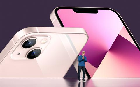 Apple lanceert iPhone 13