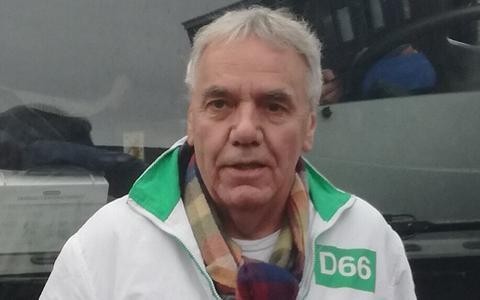 Gerard Renkema (D66) uit Hellum zet na 18 jaar punt achter gemeentepolitiek: 'de tijd om te gaan is nu gekomen'