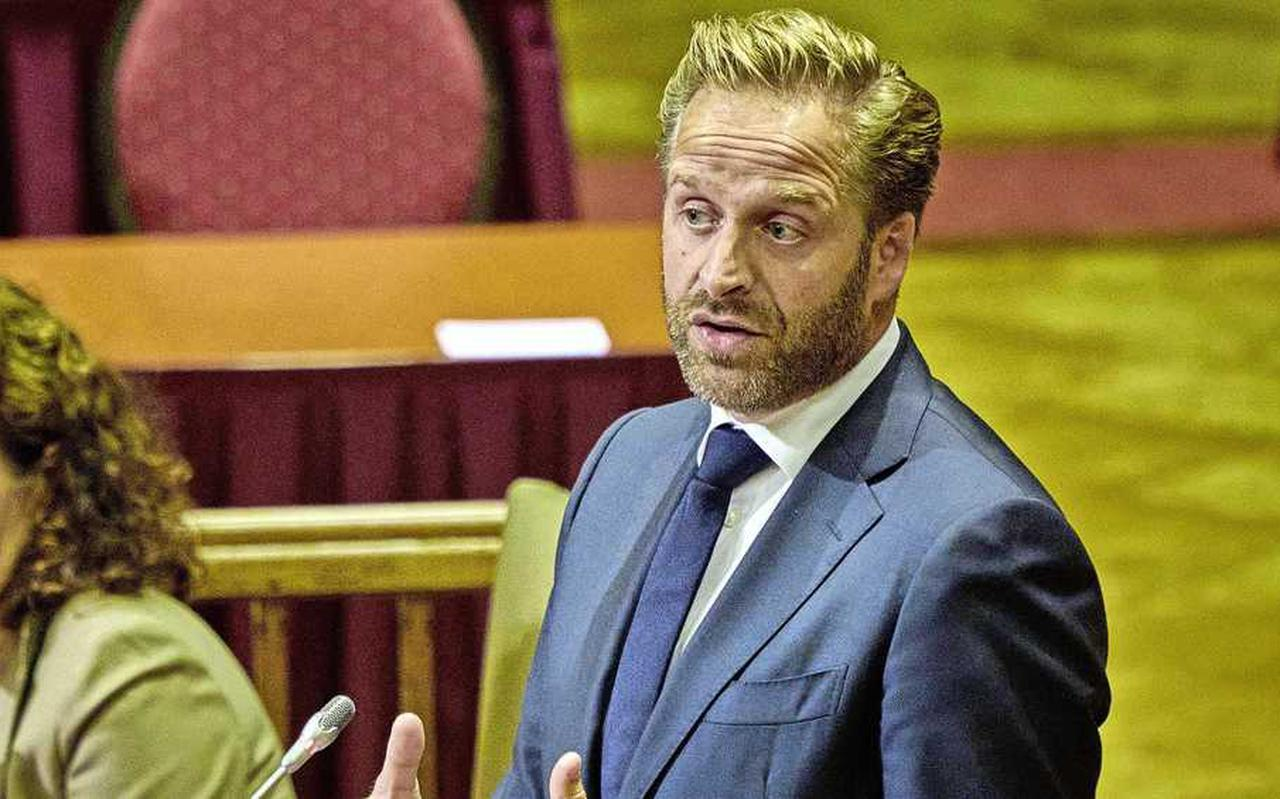"""""""De onzekerheden zijn te groot"""", zegt minister De Jonge (Volksgezondheid)."""