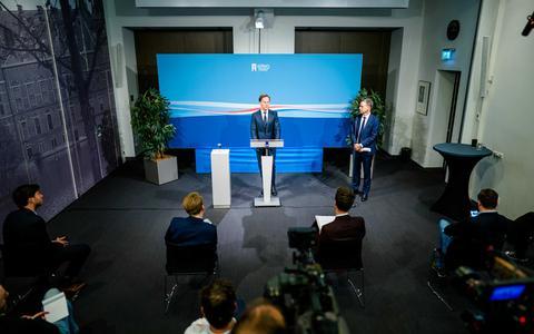 Kabinet geeft vanavond persconferentie: mogelijk nieuwe maatregelen