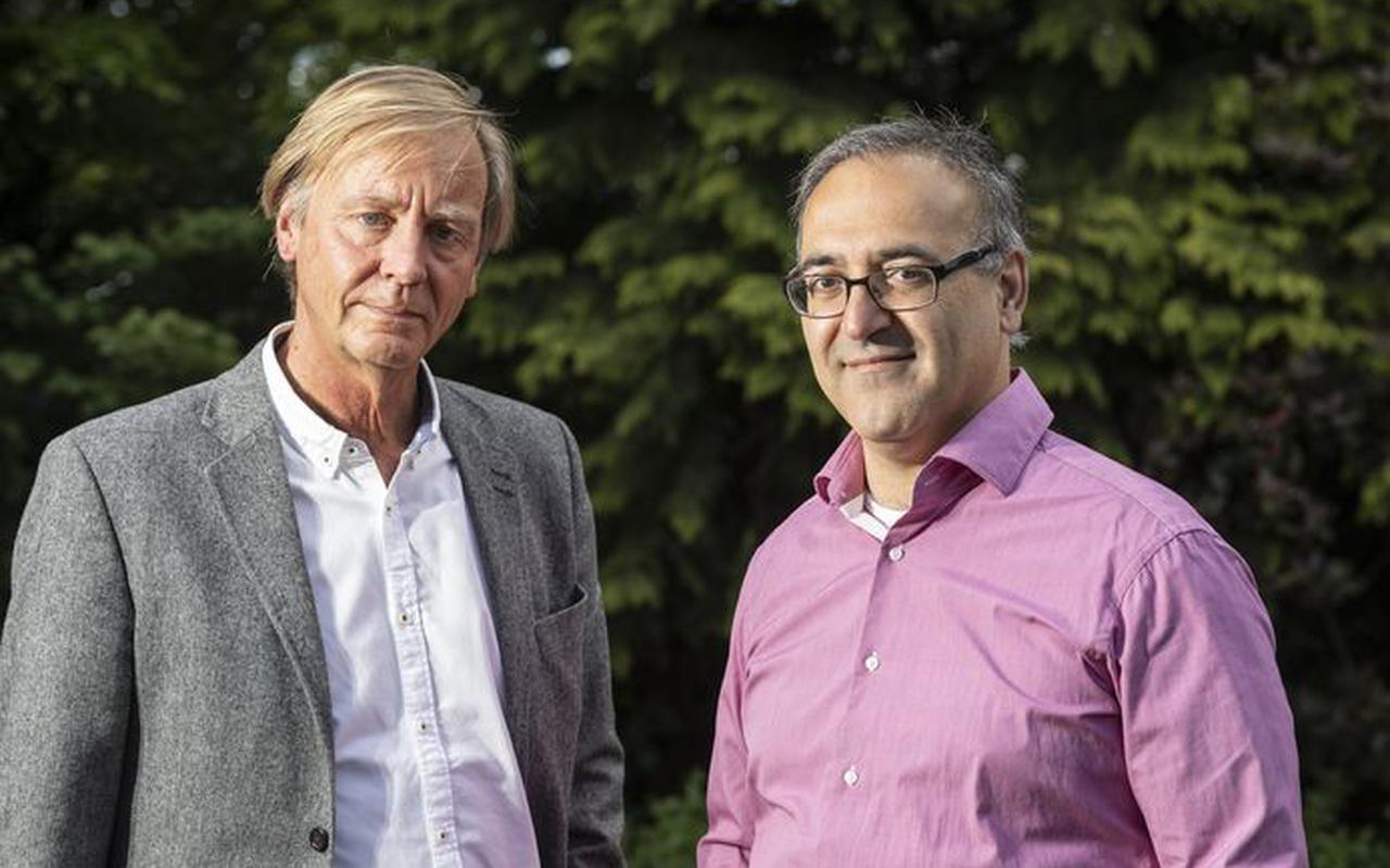 Hoogleraar en hartchirurg Jan Grandjean en anesthesioloog Alaattin Ozdemir bekritiseren de coronamaatregelen.
